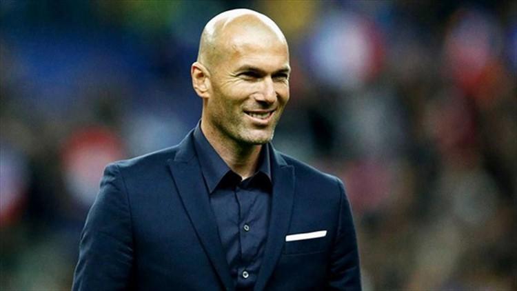 Zinedine Zidane – © Image: Eurosport