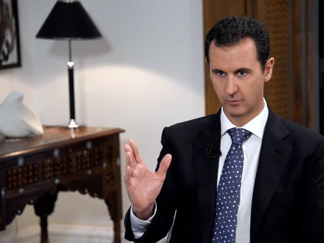 Incumbent Syrian President Bashar Al-Assad – © Image: AP