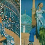 هكذا كانت ترتدي المرأة الإيرانية في السبعينات