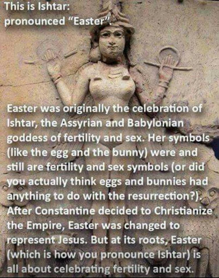 عشتار آلهة الجنس عند الآشوريين والبابليين