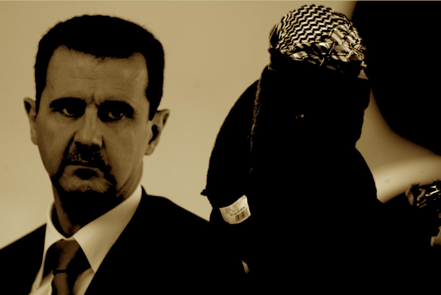الأسد وصعود تنظيم الدولة - MPC Journal
