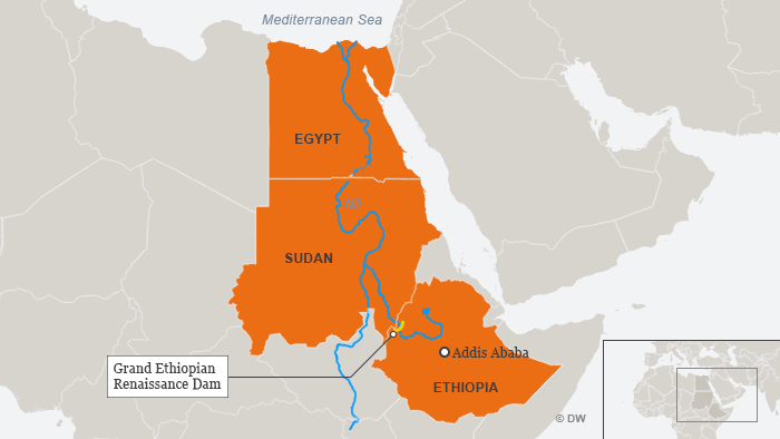 httpswww.dw.comenegypt-and-ethiopia-fend-off-water-wars-over-nile-mega-dama-44150983