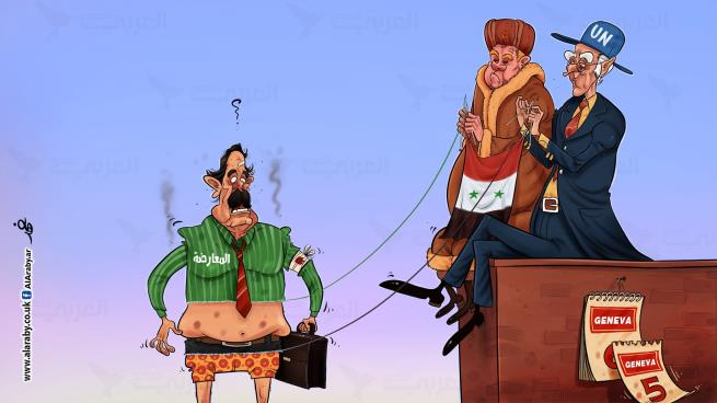 المفاوضات-السورية-في-طريق-مسدود-18