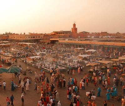 المغرب يسجل رقما قياسيا - 13 مليون سائح في عام 2019