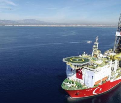 تركيا تبدأ قريبًا التنقيب عن الغاز والنفط في البحر الأبيض المتوسط