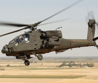 المغرب يوقع صفقة لـ 24 طائرة هليكوبتر أباتشي