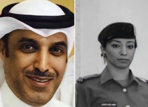 غضب مما حدث مع شقيق المنتسبة الكويتية لوزارة الداخلية