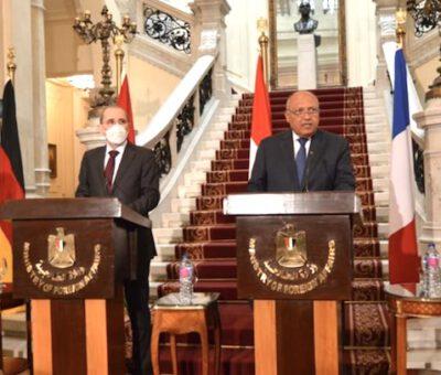 ماهي نتائج اجتماع القاهرة الوزاري حول عملية السلام في الشرق الأوسط