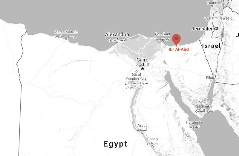الجيش المصري يقتل قيادي متشدد ويعتقل ثلاثة آخرين في سيناء