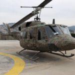 الجيش اللبناني يعيد تأهيل طوافة عسكرية للخدمة