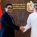 الإمارات تجدد دعمها للمغرب في قضية الصحراء الغربية