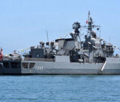 غرق سفينة روسية قبالة سواحل تركيا