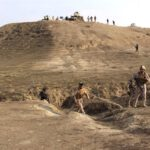 الجيش العراقي يدمر أوكار وأسلحة تابعة لعصابات داعش الإرهابية