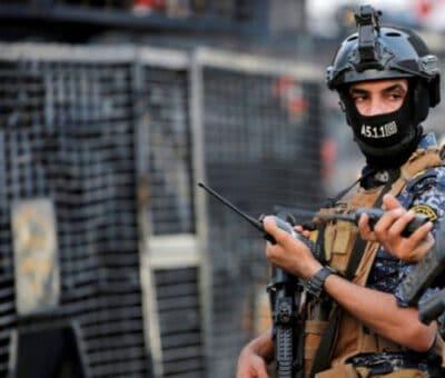 العراق يعتقل مهرب مخدرات أجنبي كبير