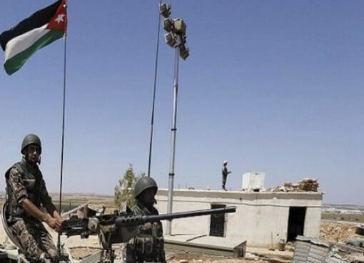 الجيش الأردني يحبط محاولة تهريب وتسلل قرب الحدود مع سوريا