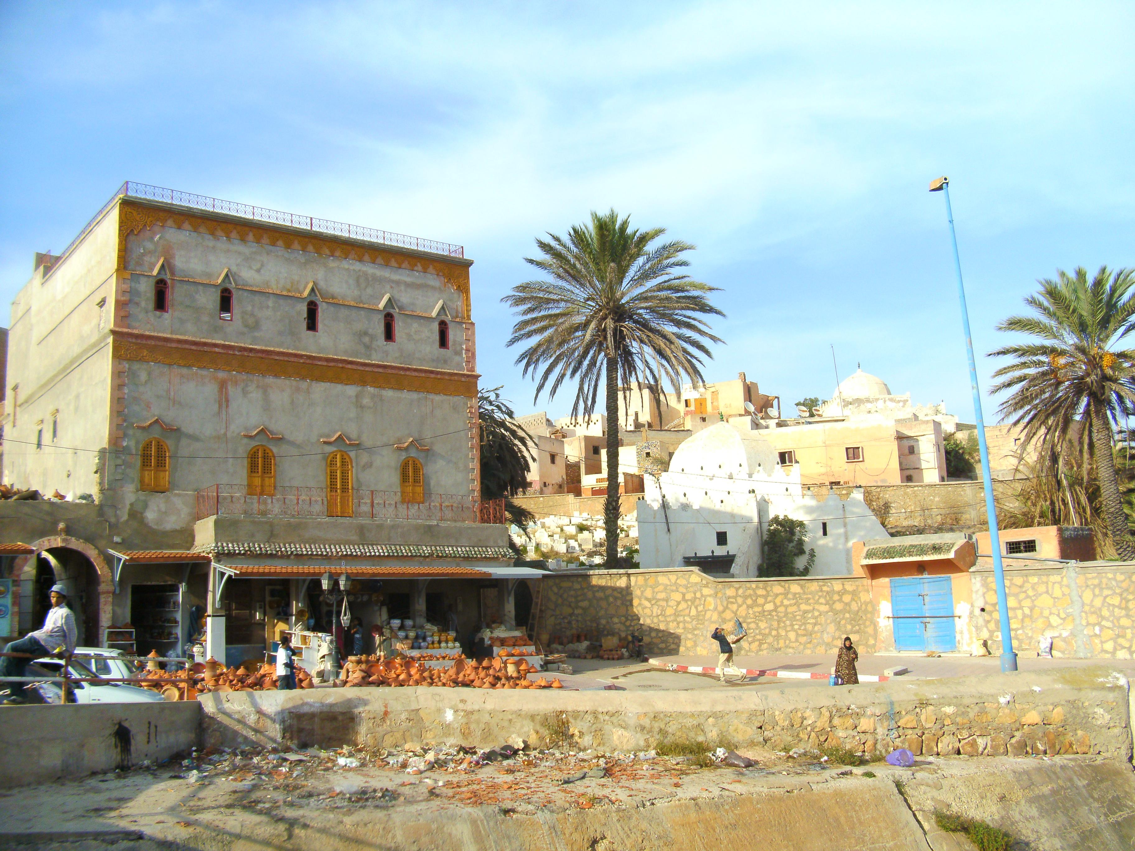 Potts in Safi, Morocco