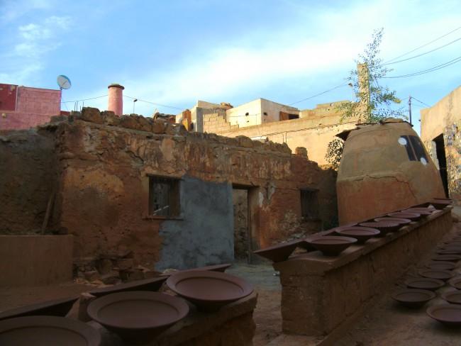 Potts in Safi
