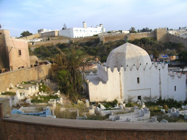 Safi fortress and wall