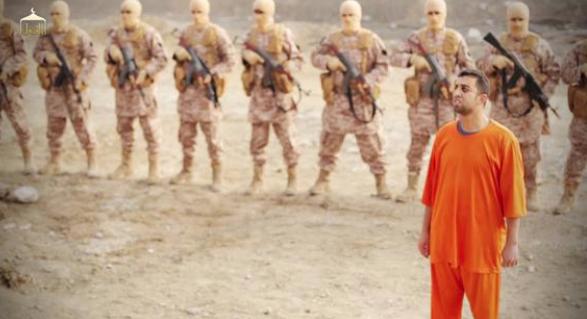Kasasba, Jordanian Pilot, Islamic State, Burned alive