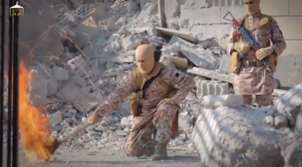 Islamic State Burns Jordanian Pilot Alive, Horrifying: Islamic State Burns Jordanian Pilot Alive