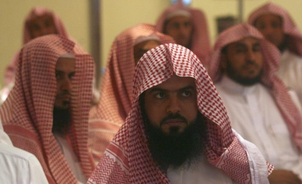 Wahabbi Clerics, Saudi Arabia