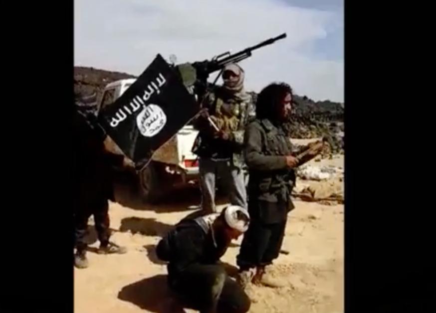 ISIS Militants Deny a Prisoner Prayer Before Killing Him - ISIS Militants Deny a Prisoner Prayer Before Killing Him - The Islamic ISIS Denies a Prisoner Prayer, MPC Journal
