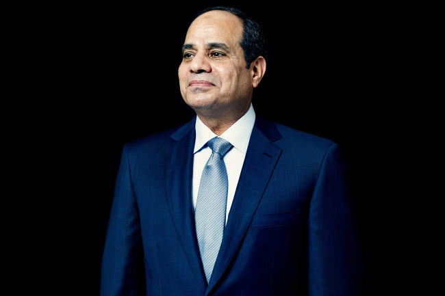 Egypt's President Asks Muslims to Mind What They Are Doing to Humanity, Egypt's President Asks Muslims to Mind What They Are Doing to Humanity