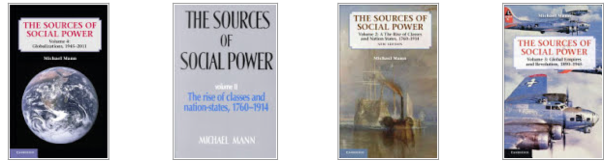 Michael Mann on social power