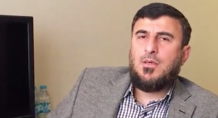 Syrian Rebel Leader Changes His Conservative Rhetoric in a First Talk With an American Newspaper, Syrian Rebel Leader Changes His Conservative Rhetoric in a First Talk With an American Newspaper