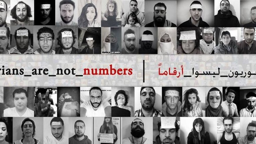 Syrians are not numbers , MPC Journal, @ - SyriaUntold Syrians Are Not Numbers, Or Are They?