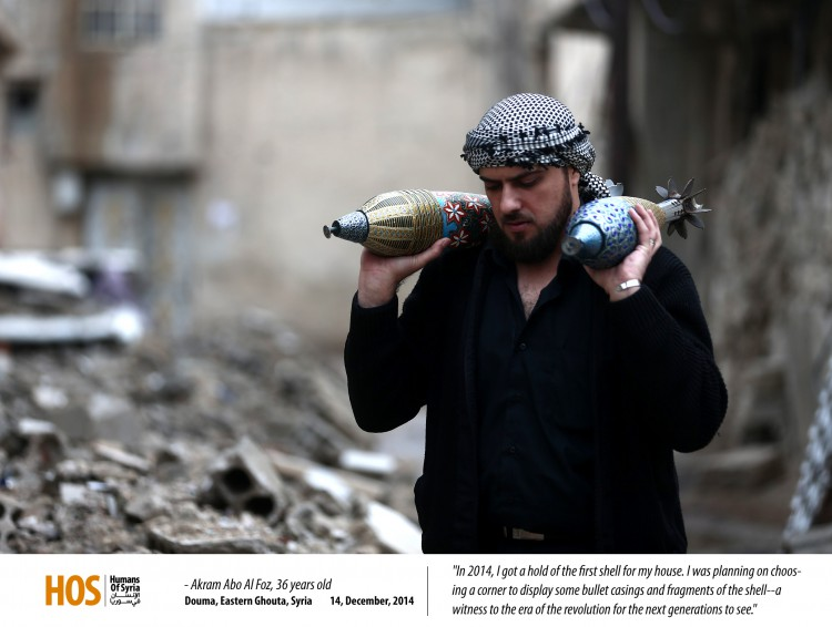 How Can a Syrian Paint on Death, How Can a Syrian Paint on Death?
