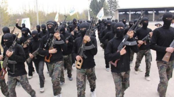 ISIS fighters, MPC JournalISIS fighters, MPC Journal