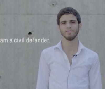 civil defender in Syria, MPC Journal