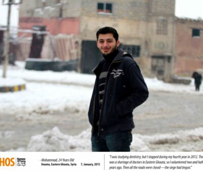 Story from Syria, MPC Journal