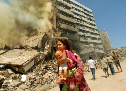 Wars in the Middle East – © Image: Lynsey Addario, MPC Journal