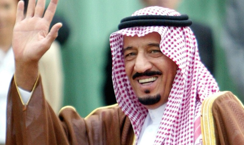 King Salman bin Abdulaziz of Saudi Arabia – © Image: Manuel Lopez Figueroa/Reuters MPC Journal