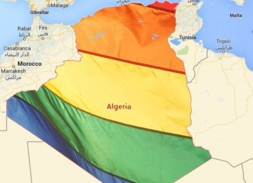 LGBT in Algeria – © Image: MPC Journal.