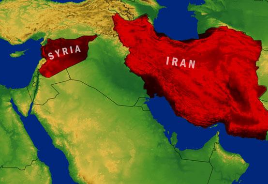 SYRIA-iran, MPC Journal