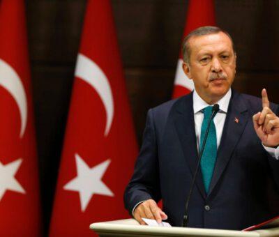 President of Turkey Recep Tayyip Erdoğan, Ankara, 13 July 2015 – © Image: Independent Balkan News Agency.
