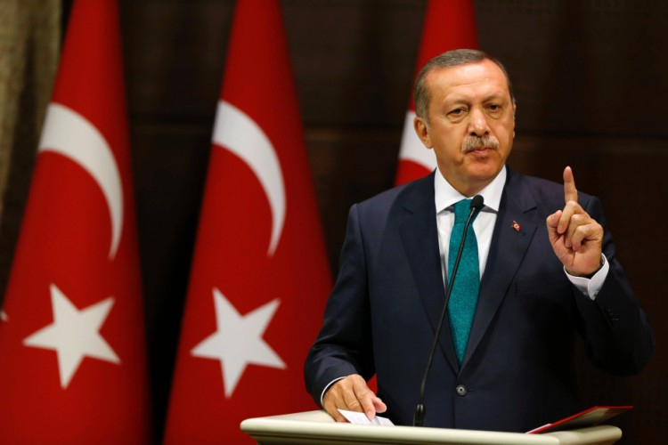 President of Turkey Recep Tayyip Erdoğan, Ankara, 13 July 2015 – © Image: Independent Balkan News Agency.