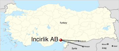 US Air Force F-16's Deploy to Turkish Air Base, US Air Force F-16's Deploy to Turkish Air Base