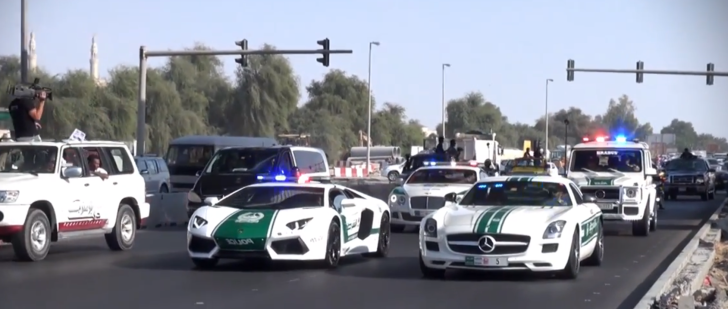 Joking About Terrorism Could Get You Arrested in Dubai - © Screenshot from YouTube.