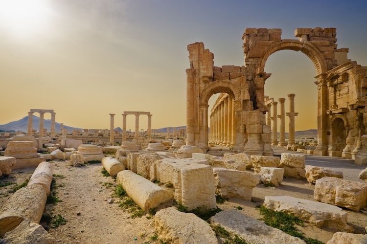 Palmyra - MPC Journal - Ancient Syria: Are Syrians Really Arabs