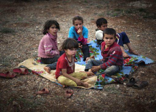 Syrian children Syrian children