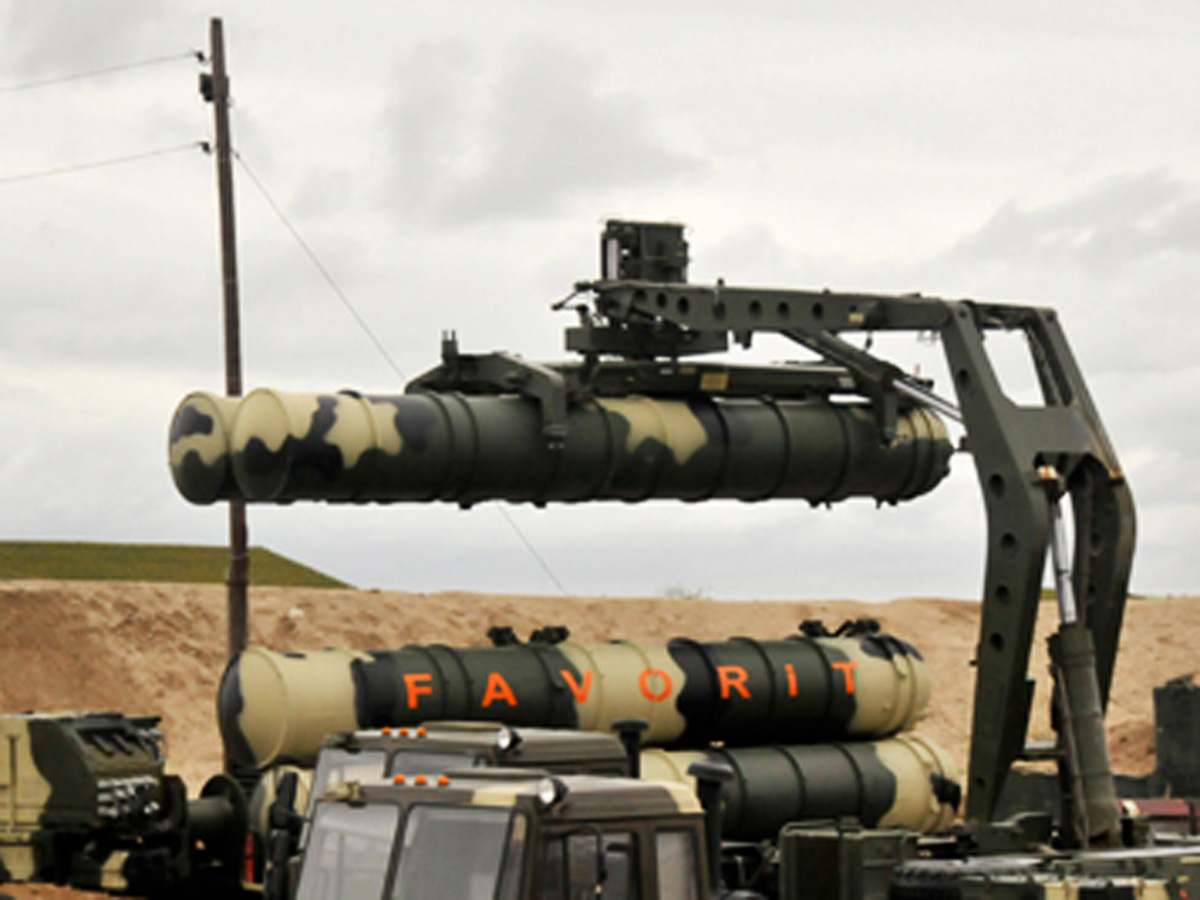 Iran to receive 4 batteries of S300 missiles from Russia: Iran to receive 4 batteries of S300 missiles from Russia: Iran to receive 4 batteries of S300 missiles from Russia - MPC Journal