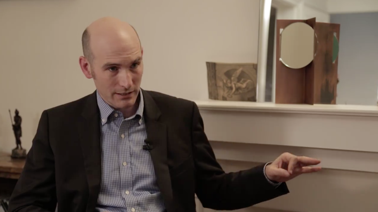 Nicolas Henin on Isis - Bombing Daesh Is a Trap