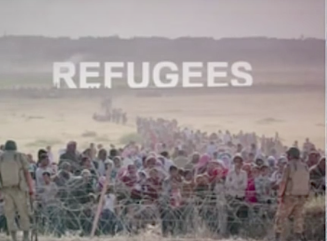 John Oliver Hilariously Debunks the Ignorance Surrounding Syrian Refugee Crisis
