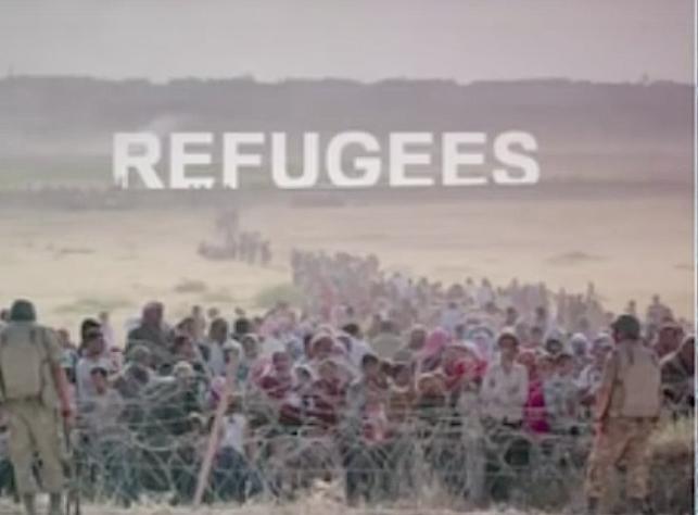 John Oliver Hilariously Debunks the Ignorance Surrounding Syrian Refugee Crisis
