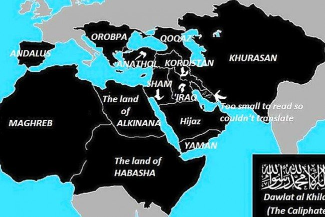 How fares Islamic State? Image©:BLICK