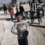 Syrian Children Remain World Leftovers